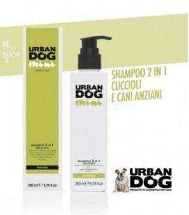 MINI - Shampoo 2 in 1 per cani delicato Urban Dog