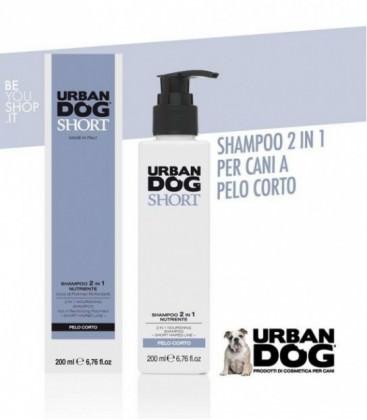 SHORT - Shampoo 2 in 1 per cani nutriente Urban Dog