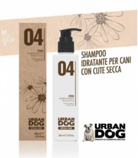 04 HYDRA - Shampoo specifico per cute secca Urban Dog