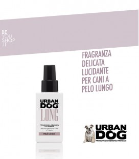 LONG SIVIGLIA - Fragranza delicata lucidante al latte e fragola Urban Dog